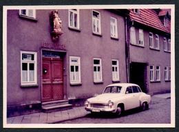 C4318 - TOP Foto - Wartburg Auto PKW Fahrzeug - Heiligenstadt Apotheke - Passenger Cars