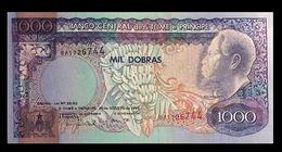 # # # Banknote Tome Und Principe 1.000 Dobras 1993 UNC # # # - Sao Tomé Et Principe
