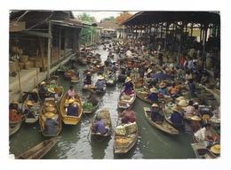 Cartolina Postale - Tailandia - Bangkok -  Viaggiata - Tailandia