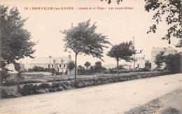 50 - Donville-les-Bains - Chemin De La Plage - Les Courts-Sillons - France