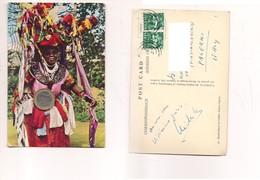 M8520 AFRICA NIGERIA STAMPS 1964 Viaggiata - Nigeria