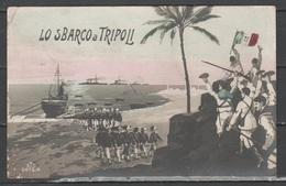 Libia - Lo Sbarco A Tripoli - Libia