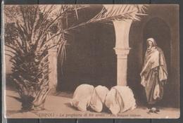 Tripoli - Preghiera Di Tre Arabi - Libia