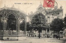 BELGIQUE - BRABANT FLAMAND - VILVORDE - VILVOORDE - Hôtel De Ville. - Vilvoorde