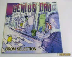 Maxi 45T GENIUS CRU : Boom Selection - 45 T - Maxi-Single