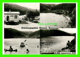 KELBRA, GERMANY - ERHOLUNGSGEBIET STAUSEE KRONSEGG - 4 MULTIVUES - LANGENLOIS, NO - - Kelbra