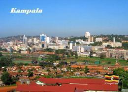 Uganda Kampala Aerial View New Postcard - Uganda