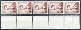 BELGIE  Boudewijn Bril * R 31 * ROLZEGEL * Postfris Xx - Coil Stamps