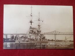 AK S.M.S. Schleswig Holstein Und Deutschland Kriegsschiffe Rendsburger Hochbrücke Ca. 1914 - Krieg