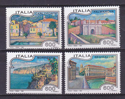 ITALIE, N° 2017/20, Carloforte, Palmanova, Senigallia, Sorrento , Neuf**, ( W1904/114) - 1946-.. République