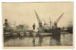 Haven Van Antwerpen / Port D'Anvers - Zicht In De Dokken - Vue Dans Les Bassins - 1947 - 2 Scans - Antwerpen
