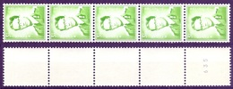 BELGIE  Boudewijn Bril * R 33a * ROLZEGEL * Postfris Xx - Coil Stamps
