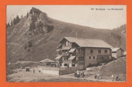 Bretayes, Le Restaurant - Villars-sur-Ollon - Vaud - Suisse - VD Vaud