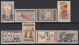 1961 Yvert Nº 743 / 750   /**/ - Grecia