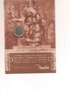 M8539 IMPERO ROMANO MUSEO NAZIONALE 1938 FASCI NON VIAGGIATA - Storia
