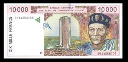 # # # Banknote Mali 10.000 Francs UNC # # # - Uganda