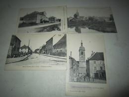 Lot Cpa Carte Postale Ancienne Delle - Delle