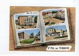 """Multivues Forme """" Livre Ouvert """" - Saint Pol Sur Ternoise"""