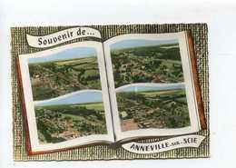 """ANNEVILLE SUR SCIE   Multivues Forme """" Livre Ouvert """" ( - France"""