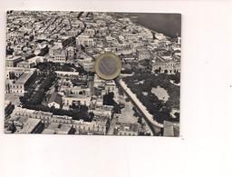 M8549 Puglia MOLFETTA BARI 1957 VIAGGIATA VEDUTA AEREA - Molfetta