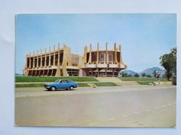 C. P. A. : Cameroun : YAOUNDE : Hôtel De Ville - Cameroun