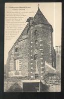 Cpa Crecy Sur Serre - Chateau Gaillard - Circulée 1929 - Andere Gemeenten