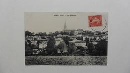 France > [32] Gers :CPA : Aubiet  Vue Générale - Autres Communes