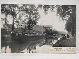 Herstal. Canal Et Houillère De L'Espérance - Herstal