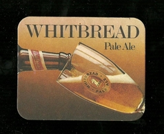 Sotto-boccale O Sottobicchiere - Whitbread - Birra - Beer Mats - Sousbocks - Bierdeckel - Coaster - Posavasos - Deckel - Sotto-boccale