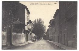 01 Lagnieu Route Du Port - Andere Gemeenten