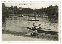 Ohain-les-Bains - Le Lac - Animée - Kayak - Edition Belge - 2 Scans - Lasne