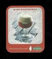 Sotto-boccale O Sottobicchiere - Winterkoninck - Birra - Beer Mats - Sousbocks - Bierdeckel - Coaster - Posavasos - Deck - Sotto-boccale
