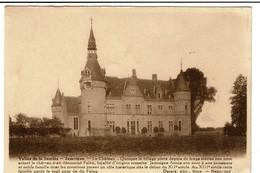 Jamoigne - Vallée De La Semois - Le Château - Edit. F. Ierson Jamoigne - 2 Scans - Chiny