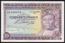 50F MALI - Mali