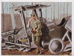Sammelbild Eckstein-Halpaus Dresden - Der Weltkrieg 1915 - Immelmann - Nr. 69 - Luftwaffe (40483) - Cigarettes