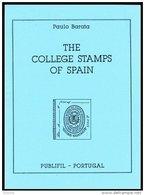 SPAIN, College Stamps Of Spain, By Paulo Barata - Steuermarken