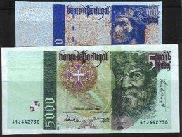 PORTUGAL, Banknotes, F/VF - Portugal