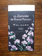 L18/153 Petite Carte Publicitaire . Parfumerie Molinard. Grasse. Paris. - Perfumes & Belleza