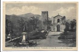 Montefiorino (Modena). Santuario Di Cristo Re In Corso Di Costruzione. - Modena