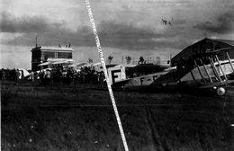 PHOTO / 1924 - 1925 / DORANT AR 1- AR 2 / NIEUPORT DELAGE 38  / MORANE SAULNIER 50 - 51 / COMPAGNIE AÉRIENNE FRANÇAISE - Aviation