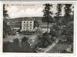 Vresse S/ Semois - Hôtel A La Glycine - Propr. Chaidron-Guisset - Circulée En 1943  - 2 Scans - Vresse-sur-Semois