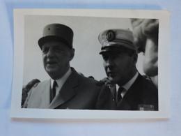 ST PIERRE ET MIQUELON - Juillet 1967 Visite Du Général De Gaulle Avant Voyage Et Discours Au QUEBEC  Ref 0929 - Célébrités