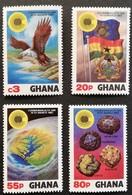 Ghana  1983 Commonwealth Day M.N.H. - Ghana (1957-...)