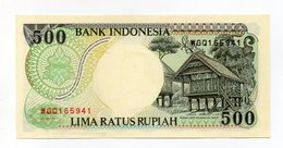 Indonesia - 1992 - Banconota Da 500 Rupie - Nuova - (FDC14946) - Indonesia