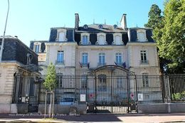 Bourg-en-Bresse (01)- Banque De France (Edition à Tirage Limité) - Bourg-en-Bresse