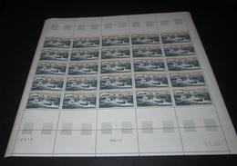 France 1974 Neuf** N° 1791  Sauvetage En Mer  FEUILLE Complète (full Sheet) - Feuilles Complètes