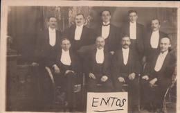 Fotokaart Carte Photo ENTOS E.N.T.O.S. Oud Amsterdam Ober Bayern - Amsterdam