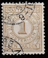 1884 Postbewijs  1 Gld NVPH  1 - Autres
