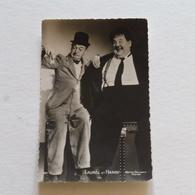 LAUREL Et HARDY - Métro Goldwyn Mayer - Photo Véritable - Acteurs