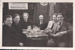 Foto Photo (8 X 12,5 Cm) Café Terras Export Vandenheuvel Martini - Cafés